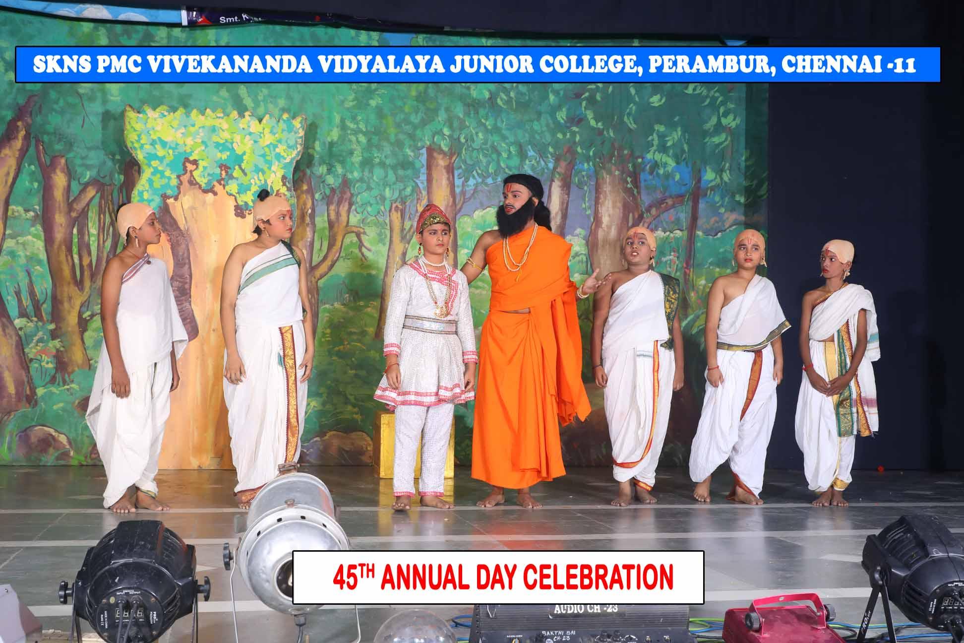 Annual_Day Smt  Kasturba Nimchand Shah P  Muthyalu Chetty